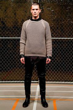 #Menswear #Trends Robert Geller Fall Winter 2015 Otoño Invierno #Tendencias #Moda Hombre   F.Y!
