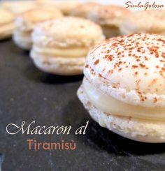 Siula Golosa: Macaron al tiramisù