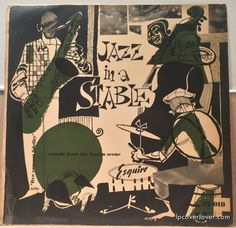 """Herb Pomeroy """"Jazz in a Stable Sounds From the Boston Scene"""" Esquire (UK) (1955)"""