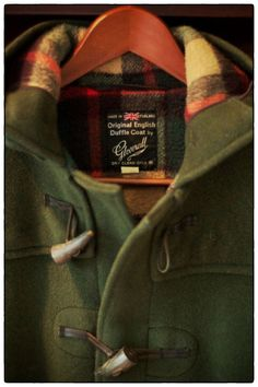 Catch and Release: Gloverall Toggle Coat (40)