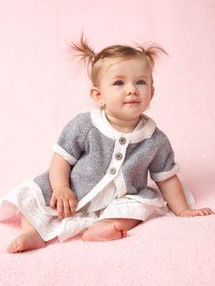 Top Down Cardigan | Yarn | Free Knitting Patterns | Crochet Patterns | Yarnspirations
