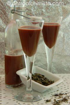Liquore After Eight - Mint & Chocolate Liqueur