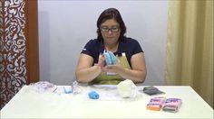 ARTES TV - Coisas Giras em Biscuit - EP3 PARTE 1