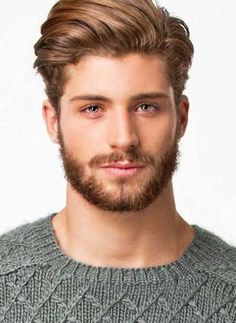 Medium Length Hairstyle for Men 2018-2019