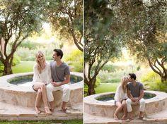 Claire & Stephen's Shady Canyon Engagement - International Destination Wedding Photographer | Orange County | Los Angeles | New York City