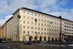 #Hotel: HELKA HOTEL, Helsinki, Finland. For exciting #last #minute #deals, checkout #TBeds. Visit www.TBeds.com now. Top Hotels, Multi Story Building, Around The Worlds, Architecture, Friends, Finland, Arquitetura, Amigos