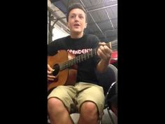 Myles Parrish and Kalin White acoustic cover of deuces