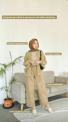 Hijab Casual, Modest Fashion Hijab, Modern Hijab Fashion, Street Hijab Fashion, Hijab Fashion Inspiration, Ootd Hijab, Muslim Fashion, Stylish Hijab, Mode Outfits