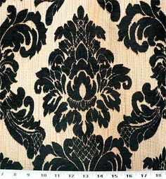 Regal Black   Online Discount Drapery Fabrics and Upholstery Fabric Superstore!