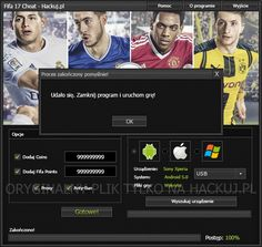 fifa 17 hack android