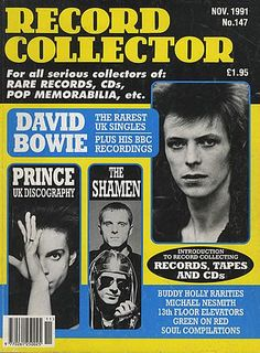 Record Collector (UK) - November 1991