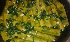 Λαχταριστά κανελόνια γεμιστά με σπανάκι!Μια συνταγη που πρεπει να δοκιμασετε βημα βημα Pasta Recipies, Greek Cooking, Cooking Recipes, Healthy Recipes, Greek Recipes, Asparagus, Good Food, Food And Drink, Vegan