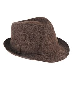 I would rock this fedora.