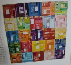 """Vicky K Creating: """"The Missing U"""" Quilt"""