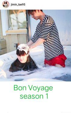 Bts Bon Voyage, Jimin, Seasons, Seasons Of The Year