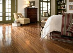"""BELLAWOOD  3/4"""" x 3-1/4"""" Select Brazilian Chestnut used in the HGTV Dream Home 2012: Kitchen"""
