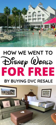 How Buying DVC Resale Can Save You Thousands at Disney World!