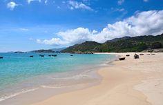 Вьетнам, Нячанг, пляж Бай Дай