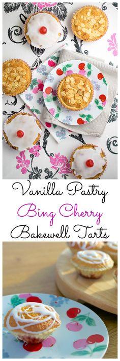 bing cherry bakewell