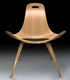 Cadeira TORO Desing Mauricio Marquez