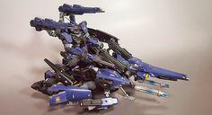 1/144 Pale Rider Brave - Custom Build
