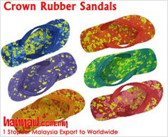 Visit- http://www.hanyaw.com.my/Products/Crown_Rubber_Sandals_CH-718.html