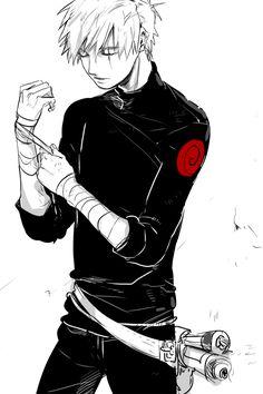"""""""Kakashi (The Sixth Hokage) 🍃"""" Naruto Kakashi, Kakashi Hatake Face, Anime Naruto, Manga Anime, Kakashi No Mask, Black Anime Characters, Naruto Characters, Menma Uzumaki, Boruto"""