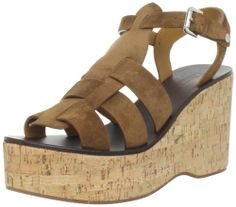 Special Offers Available Click Image Above: Ralph Lauren Collection Women's Chandra Wedge Sandal
