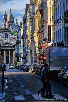 rue Laffitte, Paris IX