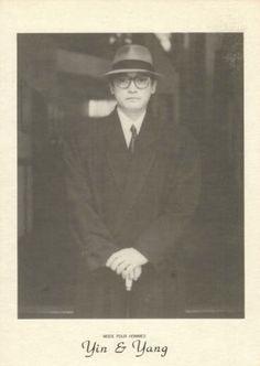 ロックとファッションとアートな日々 SAIKA Fashion&Hair Blog 渋谷の美容室 60年代・70年代ファッション、モダン・ロックテイストのスタイルで評判 Japanese Men, Blues, Hero, Actors, Mens Fashion, Hat Styles, Fictional Characters, Hard Boiled, Miyazaki