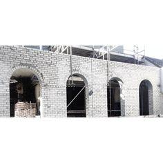The Loggia at #kennedynolanelsternwickhouse by adrianahanna