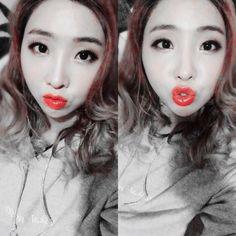 Minzy | Orange #mood Kpop Girl Groups, Kpop Girls, 2ne1 Minzy, Sandara Park, Yg Entertainment, Rapper, Mood, Orange, Instagram Posts