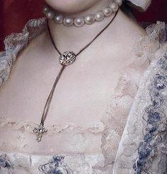 1770 Infanta Maria Luisa de Borbon, gran duquesa de Toscana by Anton Rafael Mengs