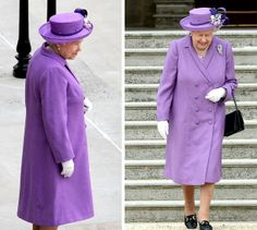 May 21, 2014 - Queen Elizabeth hosted the first of three summer garden parties this season today at Buckingham Palace.