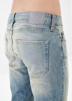 6397 Loose Skinny Jean (Classic Used Blue)