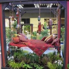 hanging beds - Google Search