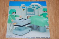 Playmobil Hospital Operating Room set vintage vgc in Toys & Games, Pre-School & Young Children, Playmobil | eBay