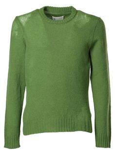 MAISON MARTIN MARGIELA Maison Martin Margiela Classic Knitted Sweater. #maisonmartinmargiela #cloth #https:
