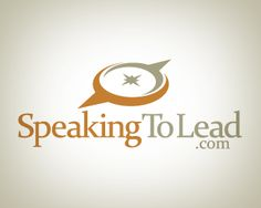 #logo SpeakingToLead.com helps corporate professionals speak in front of people by kinetic