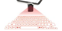 Quirky Item of the Week: Virtual Keyboard