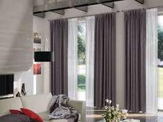 Risultati immagini per tende soggiorno moderno
