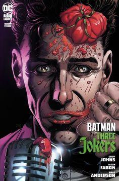 Joker Comic, Joker Dc Comics, Joker Art, Dc Comics Art, 3 Jokers, Three Jokers, Batman Joker Wallpaper, Batman And Batgirl, Superman