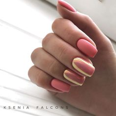 Online shopping for Nail Polish from a great selection at Beauty & Personal Care Store. Sexy Nails, Stiletto Nails, Cute Nails, Pretty Nails, Coffin Nails, Nail Art Designs 2016, Acrylic Nail Designs, Best Acrylic Nails, Nail Inspo