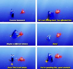 Finding Nemo #dory. Love this movieeeee!!!!!!! cried the first time I saw it! My favorite part of the movie