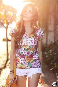 FashionCoolture - 14.06.2014 look du jour tshirt Brasil (2)