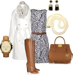 """MK Style"" by sherlyn-shel-curry ❤ liked on Polyvore"