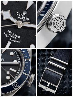 Judy Inc: Photography by Vincent Lions for the launch of Tudor Black Bay Blue watches. Watches will be available in Canada this summer!