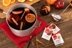 Gregg's Spicy Mulled Wine