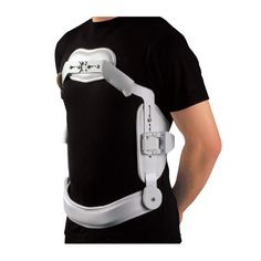 Hyperextension brace with button closerIndications Stable vertebral compression fractures of the lower thoracic and lumbar spine Medium-term immobilization after intervertebral disc surgery Axial stabilization in osteoporotic bone collapse of the thoracic and lumbar spine Temporary orthotic care
