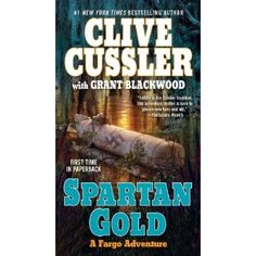 Spartan Gold by Clive Cussler | Book Reviews